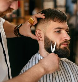 Cosmetology School Overland Park Beard Hair Trends