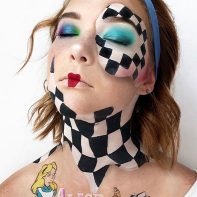1st Place By Isabella Torri 2020 Student Showcase Z Hair Academy