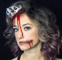 Z Hair Academy_2020 Student Showcase_After Dark-3