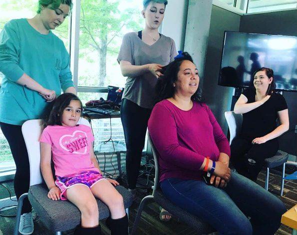 Community Involvement Z Hair Academy 4