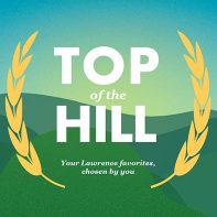Industry Recognition Top Of The Hill