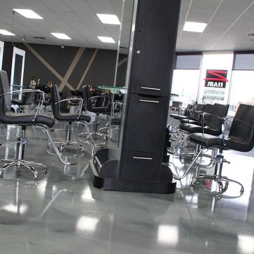 Investment Overland Park Location Z Hair Academy