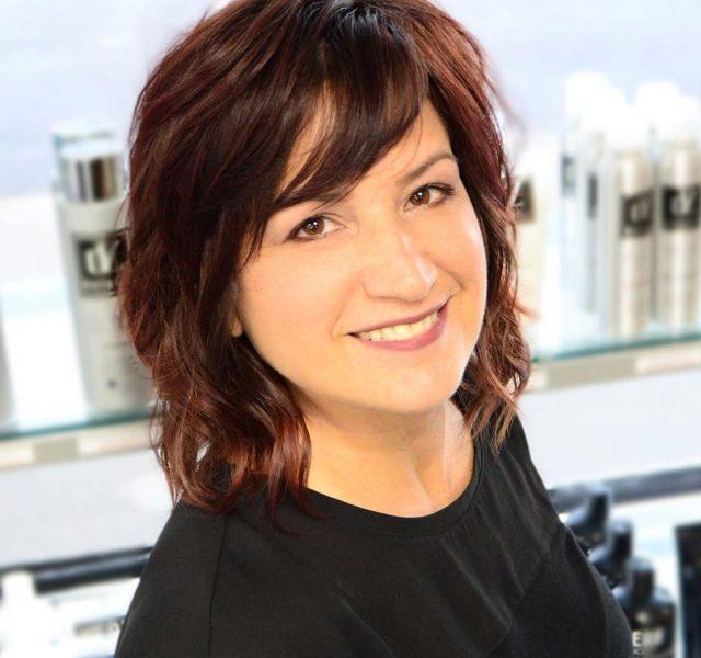 Z Hair Academy Team Judi McKenzie