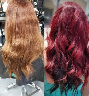 Z Hair Academy Recent Work 8