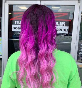 Z Hair Academy Recent Work 9