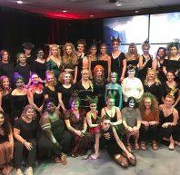 Into The Wild Z Hair Academy Student Showcase 21