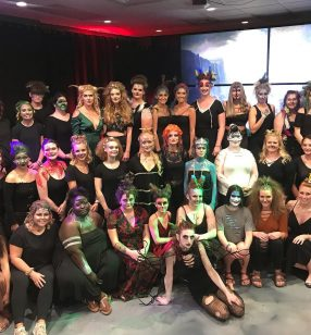 Into The Wild Z Hair Academy Student Showcase 21